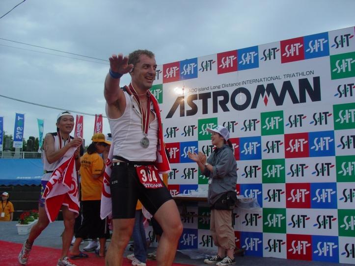 sado astroman triathlon 2005